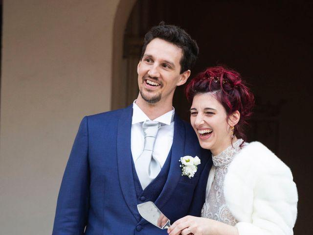 Il matrimonio di Mirko e Anna a Meda, Monza e Brianza 104