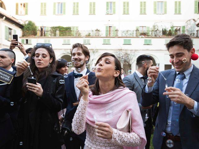 Il matrimonio di Mirko e Anna a Meda, Monza e Brianza 105