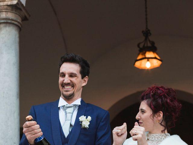 Il matrimonio di Mirko e Anna a Meda, Monza e Brianza 106