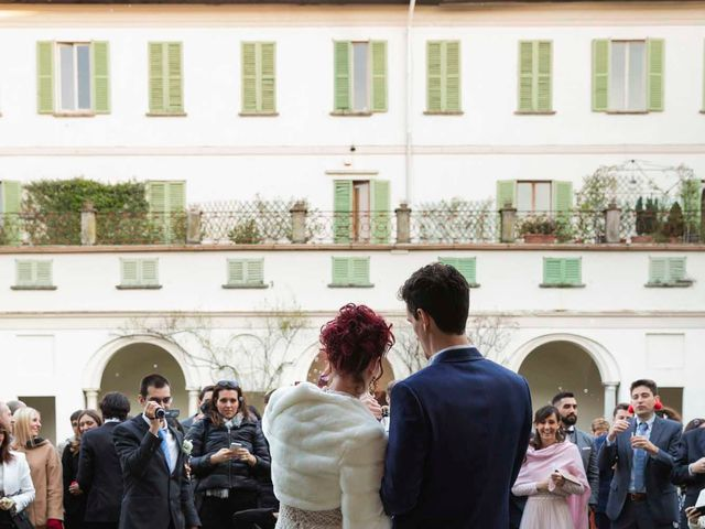 Il matrimonio di Mirko e Anna a Meda, Monza e Brianza 109
