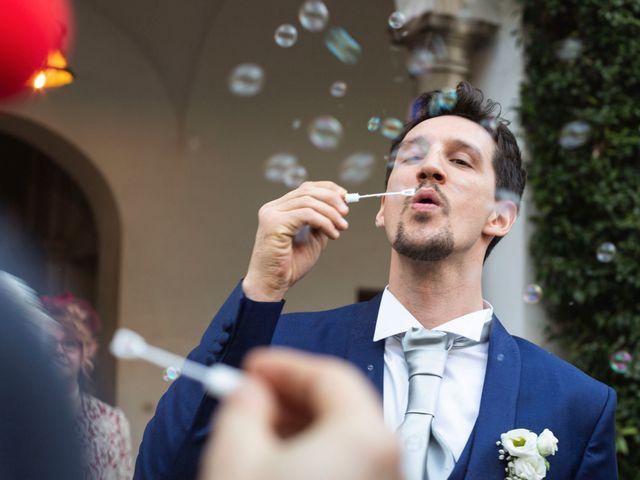 Il matrimonio di Mirko e Anna a Meda, Monza e Brianza 112