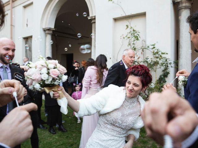 Il matrimonio di Mirko e Anna a Meda, Monza e Brianza 113