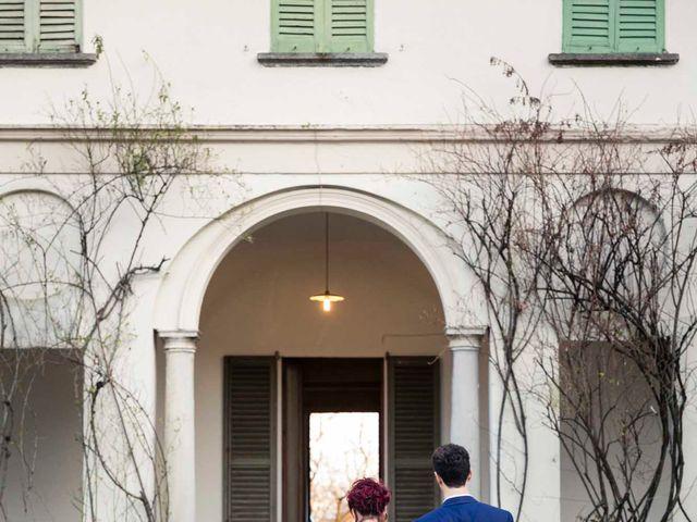 Il matrimonio di Mirko e Anna a Meda, Monza e Brianza 114