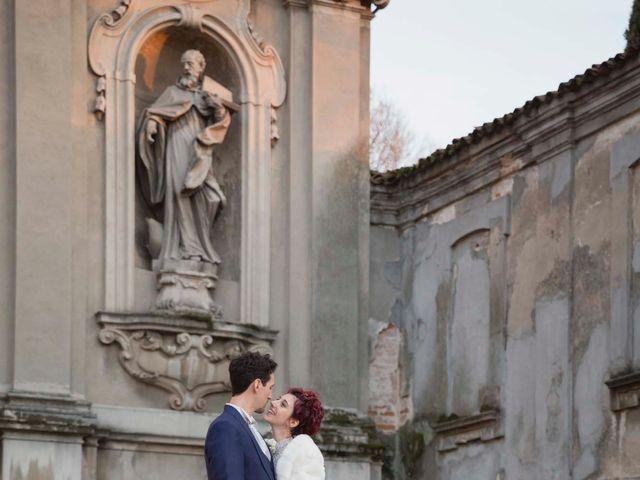Il matrimonio di Mirko e Anna a Meda, Monza e Brianza 118