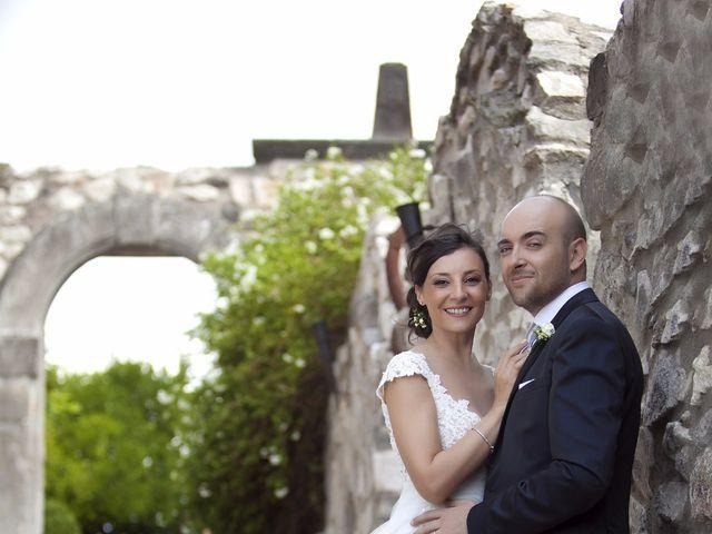 Le nozze di Pasqualina e Marco