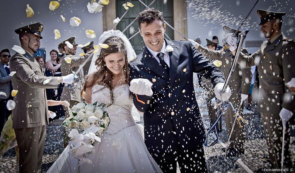Il matrimonio di Antonino e Marianna a Volta Mantovana, Mantova