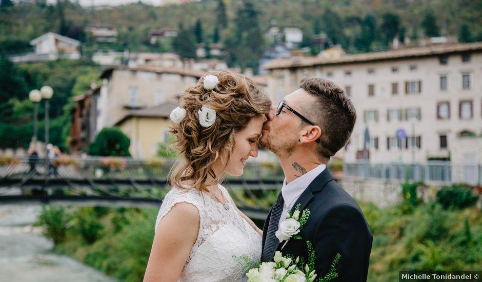 Il matrimonio di Pietro e Giulia a Rovereto, Trento