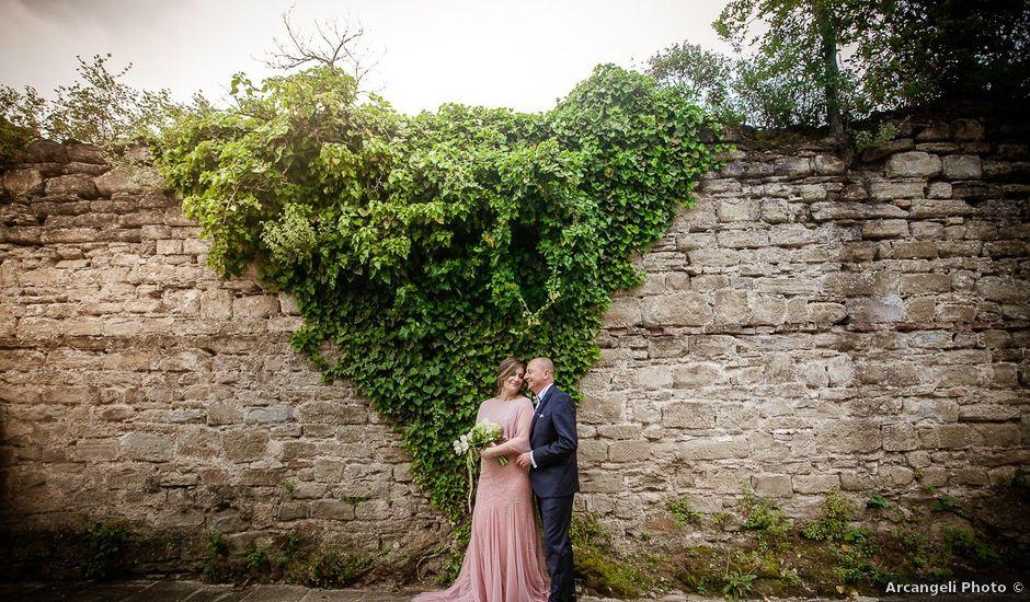Il matrimonio di Maurizio e Laura a Perugia, Perugia