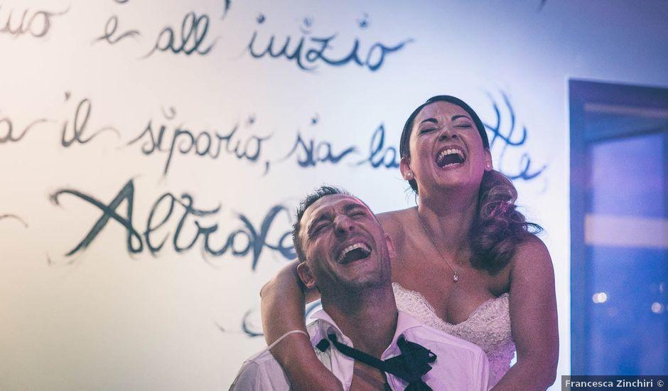 Il matrimonio di Antonello e Cinzia a Sennori, Sassari
