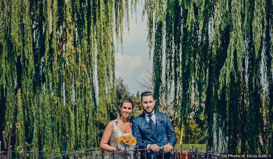 Il matrimonio di Diego e Lucia a Pontenure, Piacenza