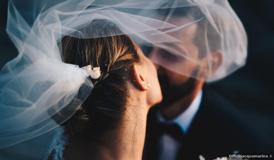 Il matrimonio di Dario e Claudia a Portovenere, La Spezia