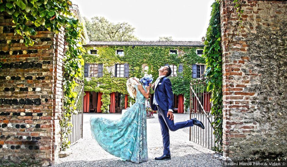 Il matrimonio di Massimo e Elena a Piacenza, Piacenza