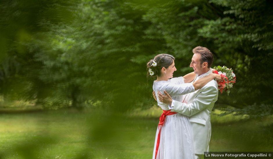 Il matrimonio di Felice e Antonella a Casatenovo, Lecco