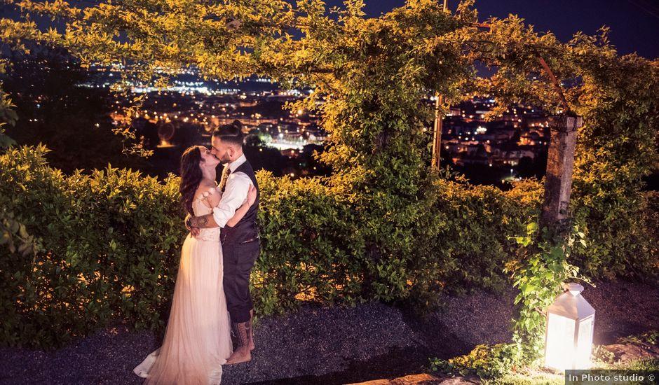 Il matrimonio di Nino e Nina a Zelo Buon Persico, Lodi