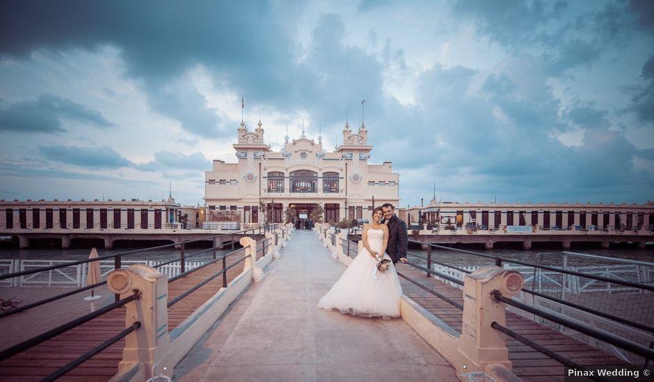 Il matrimonio di Danilo e Alice a Palermo, Palermo