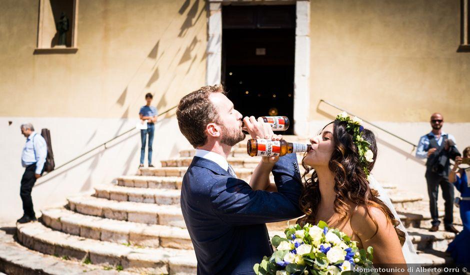 Il matrimonio di Will e Laura a Teulada, Cagliari