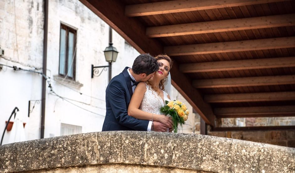 Il matrimonio di Antonio e Maria a Veglie, Lecce