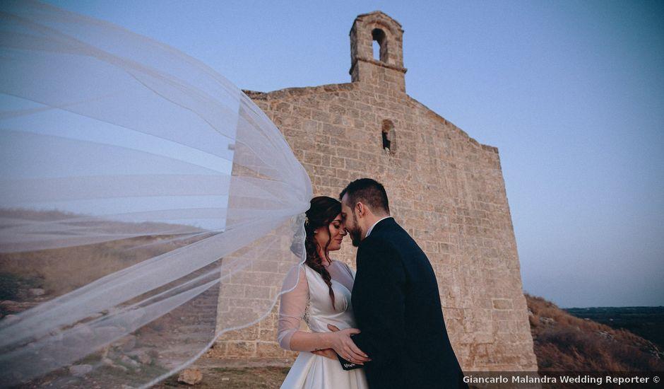 Il matrimonio di Emanuele e Paola a Tuglie, Lecce