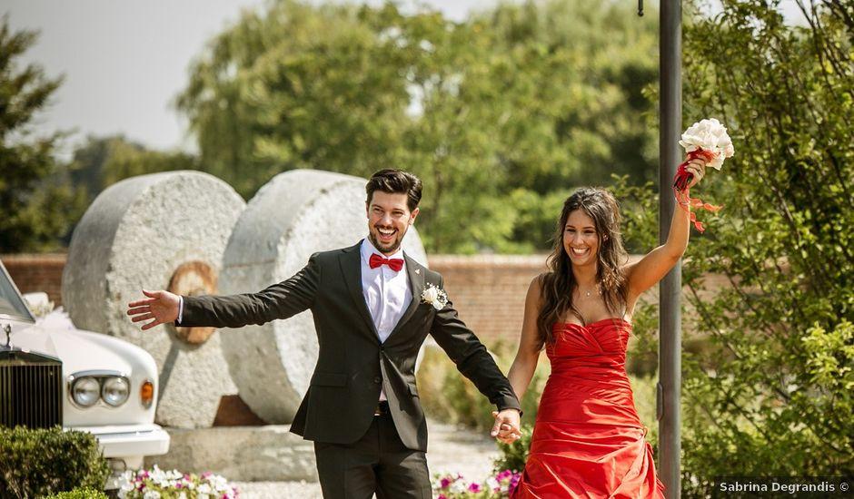 Il matrimonio di Marco e Gessica a Ariano nel Polesine, Rovigo