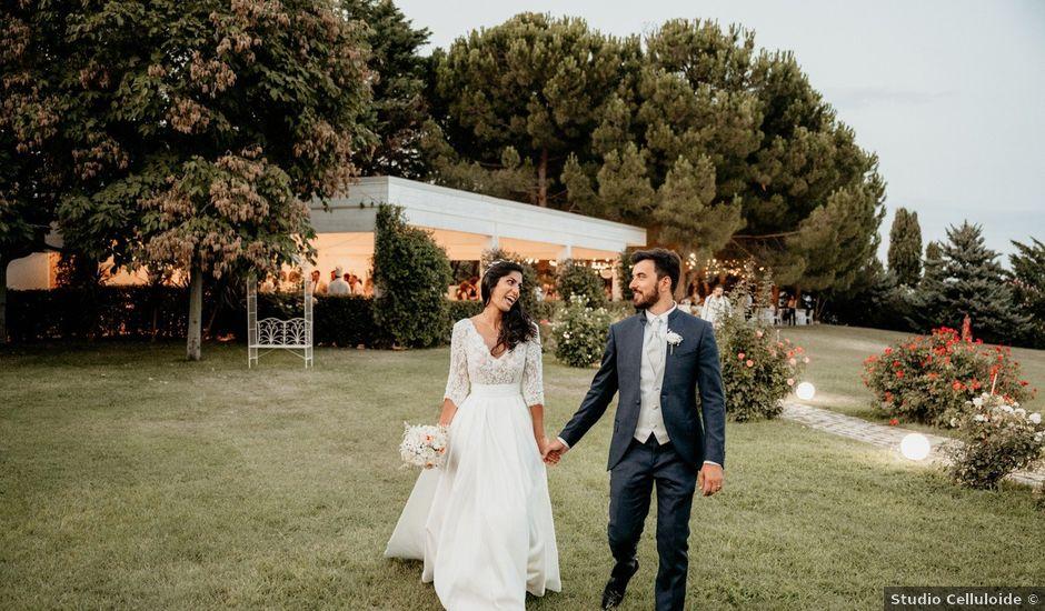 Il matrimonio di Sarah e Emmanuele a Pescara, Pescara