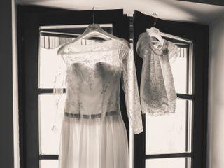 Le nozze di Erika e Marco 1