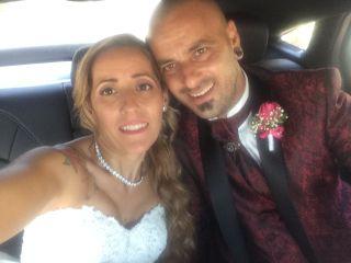 Le nozze di Cinzia  e Cristian 1