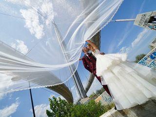 Le nozze di Cinzia  e Cristian