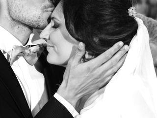 Le nozze di Patrizia e Vito