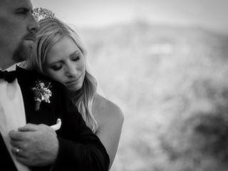 Le nozze di Amanda e Jackson
