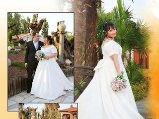 Le nozze di Jeannette e Matteo 1