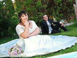 Le nozze di Jeannette e Matteo