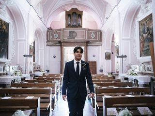 Le nozze di Giorgia e Antonio 1