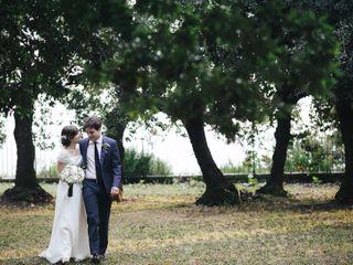Le nozze di Giorgia e Antonio
