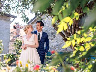 Le nozze di Alessandra e Chai