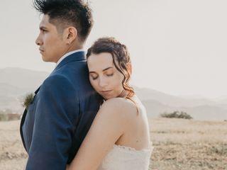 Le nozze di Mariasole e Rodrigo