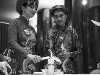 Le nozze di Jessica e Xuan 1