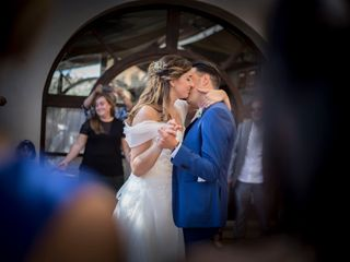 Le nozze di Lara e Alessandro