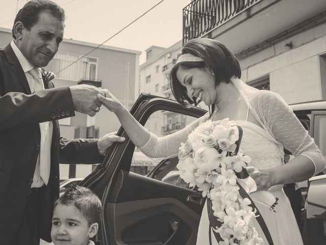 Il matrimonio di Peppe e Antonella a Augusta, Siracusa 24