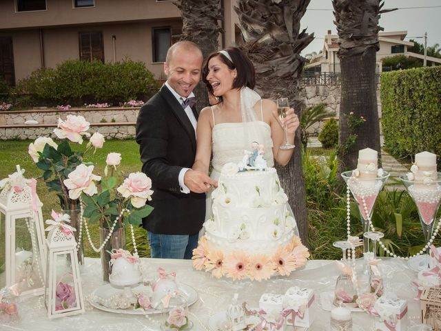 Il matrimonio di Peppe e Antonella a Augusta, Siracusa 43