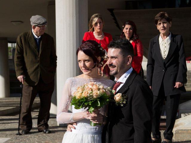 Il matrimonio di Marco e Erika a Forgaria nel Friuli, Udine 16
