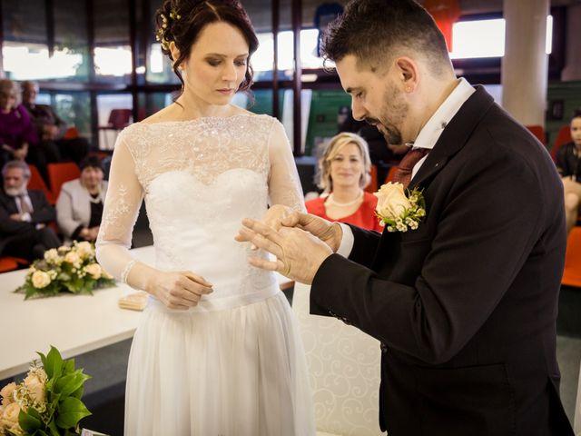 Il matrimonio di Marco e Erika a Forgaria nel Friuli, Udine 18