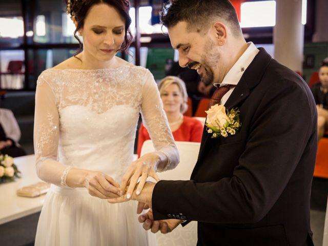 Il matrimonio di Marco e Erika a Forgaria nel Friuli, Udine 19