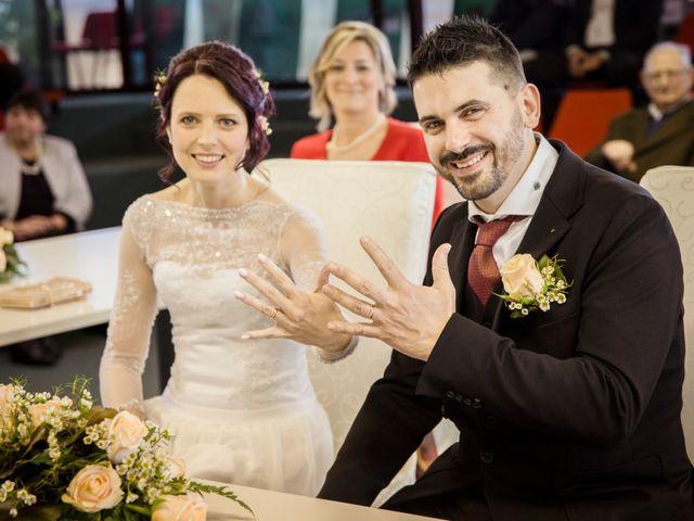 Il matrimonio di Marco e Erika a Forgaria nel Friuli, Udine 20