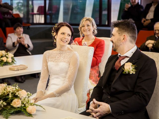 Il matrimonio di Marco e Erika a Forgaria nel Friuli, Udine 21