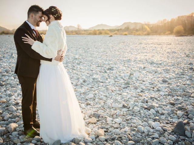 Il matrimonio di Marco e Erika a Forgaria nel Friuli, Udine 28