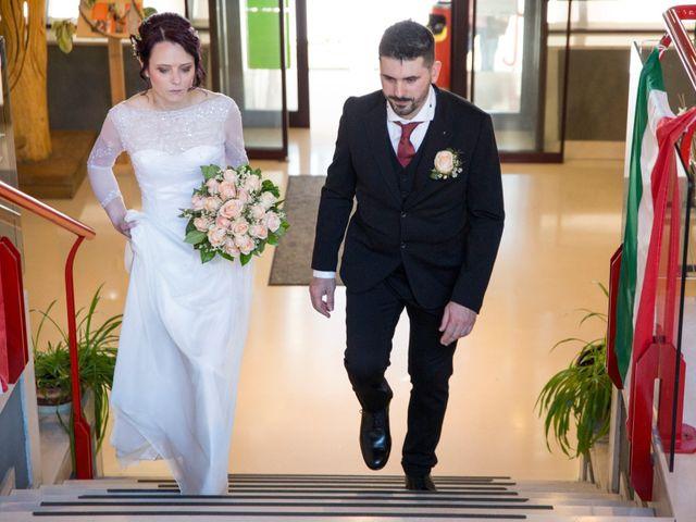 Il matrimonio di Marco e Erika a Forgaria nel Friuli, Udine 17