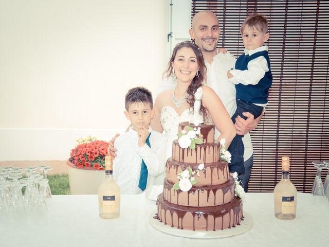 Il matrimonio di David e Silvia a Campogalliano, Modena 9