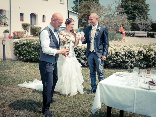 Il matrimonio di David e Silvia a Campogalliano, Modena 10