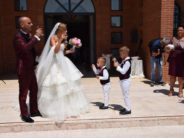 Il matrimonio di Cristian e Cinzia  a Spoltore, Pescara 2