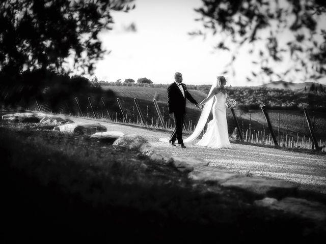 Il matrimonio di Jackson e Amanda a San Casciano in Val di Pesa, Firenze 8